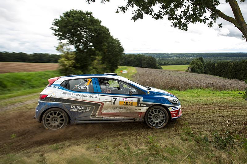 Spannender Showdown: 2WD-Champion Carsten Mohe will bei der 3-Städte-Rallye auch den Masters-Titel erobern